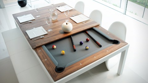 Creative and Unusual Pool Tables