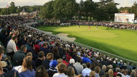 Grove is in the Heart – Live round
